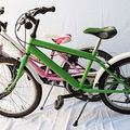 BICI Bambino ruota 20 - Noleggio bici bambino Peschiera del Garda