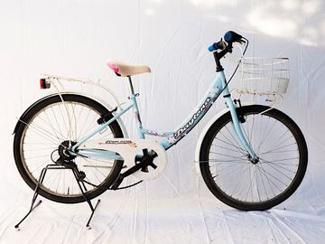 Affitto con pagamento online: BICI Bambina ruota 24 - Noleggio bici bambina Peschiera del Garda