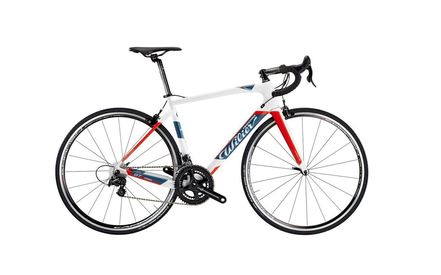 WILIER TRIESTINA GTR - Noleggio bici da corsa Pisa