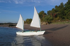 Renting out without online payment: 16 Foot Fibreglass 2 Person Canoe
