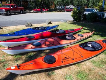 Single Kayak (Tarpon 120)