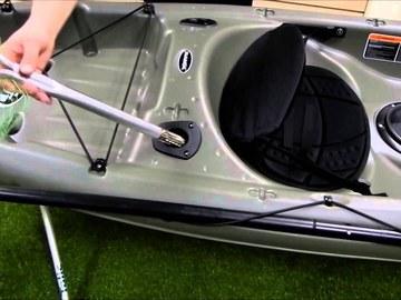 Single Kayak  (Pelican Castaway 116)