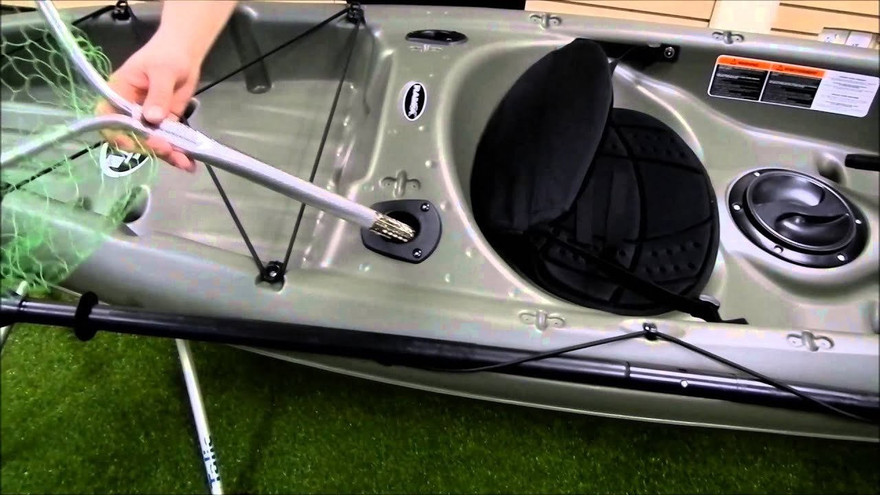 Single Kayak  (Pelican Castaway 116)