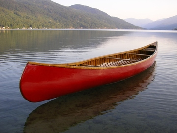 Renting out without online payment: Grand Laker Canoe Kit