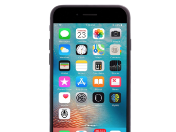Online checkout and shipping: iPhone 8,  64GB, Space Gray, AT&T