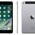 Online checkout and shipping: iPad Mini 4, Retina, 128GB, Space Gray, Wifi