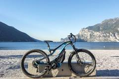 MTB - Lake Garda mountain bike