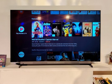 Selling: Motorola 109cm (43 inch) Ultra HD (4K) LED Smart Android TV