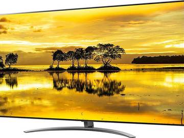 LG 139cm (55 inch) Ultra HD (4K) LED Smart TV with Nanocell