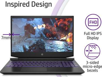 HP Pavilion Gaming Ryzen 5 Quad Core