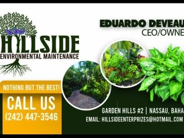 Service: Hillside Environmental Maintenance