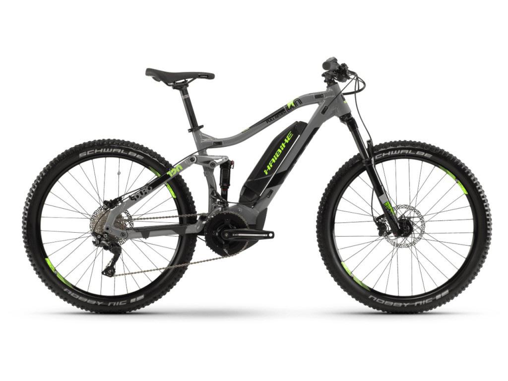 Noleggio Bici HAIBIKE SDURO FullSeven 4.0 - Val d'Orcia