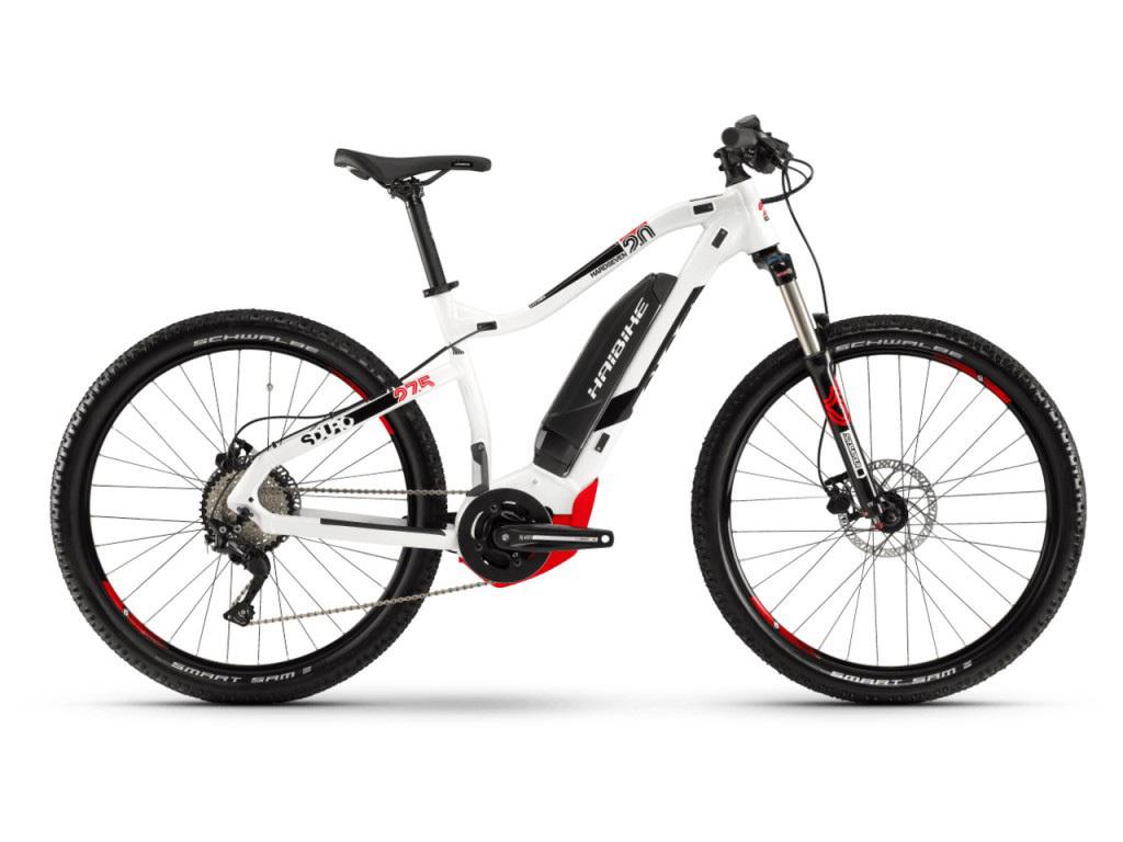 Noleggio Bici HAIBIKE SDURO HardSeven 2.0 - Val d'Orcia