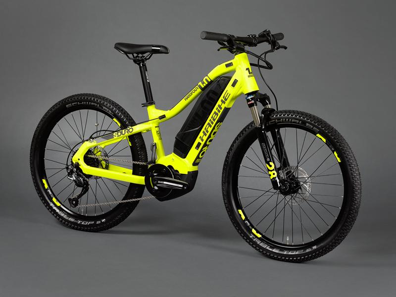 Noleggio Bici HAIBIKE SDURO HardFour 1.0 (Junior) - Val d'Orcia
