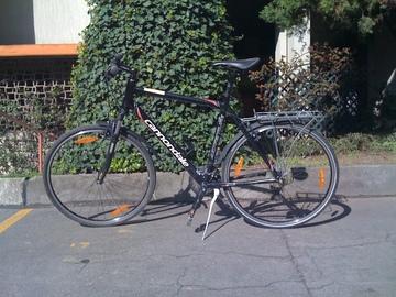 Affitto con pagamento online: Bici da Trekking/turismo Cannondale (Uomo) - Noleggio bici Torino