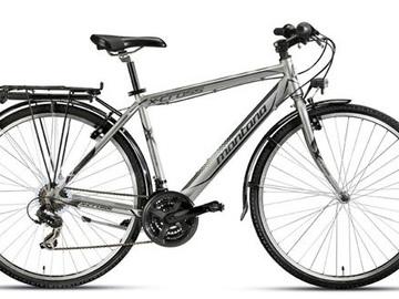 Affitto con pagamento online: Trekking Bike Montana Xcross - Noleggio bici Torino