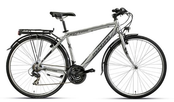 Trekking Bike Montana Xcross - Noleggio bici Torino