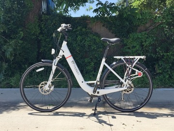 Affitto con pagamento online: eCity Bike BH Evo E-Motion - Noleggio Bici Torino