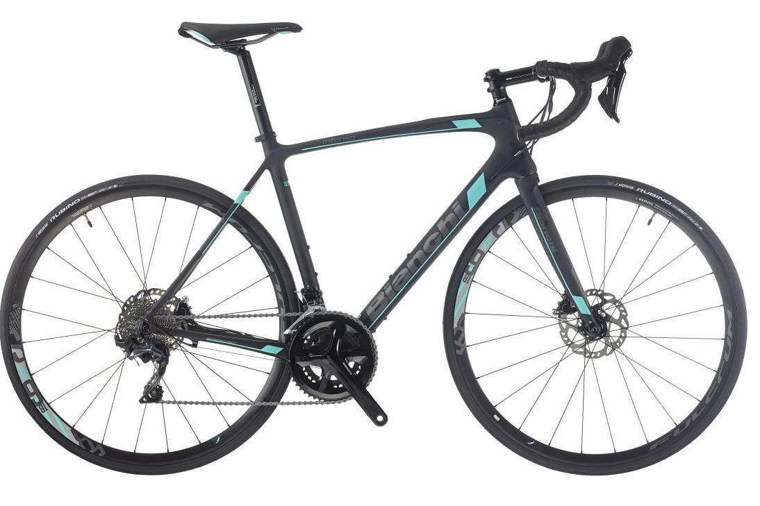 Bici da Corsa Bianchi Intenso Carbon - Noleggio Bici Riccione
