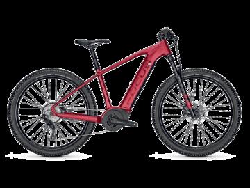 """Affitto con pagamento online: E-Mtb Focus Jarifa2 6.7 27.5"""" Plus - Noleggio Bici Riccione"""