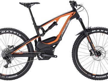 Affitto con pagamento online: E-Mtb Lapierre Overvolt Carbon  AM600i+ - Noleggio Bici Riccione