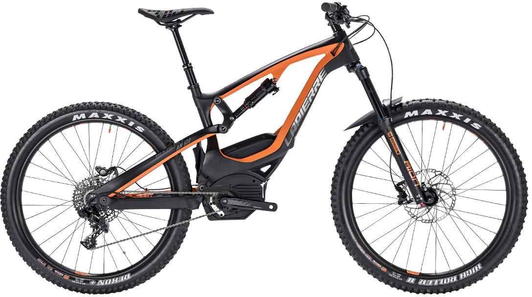 E-Mtb Lapierre Overvolt Carbon  AM600i+ - Noleggio Bici Riccione