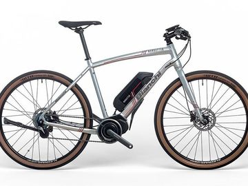 Affitto con pagamento online: E-bike Bianchi Manhattan - Noleggio Bici Riccione