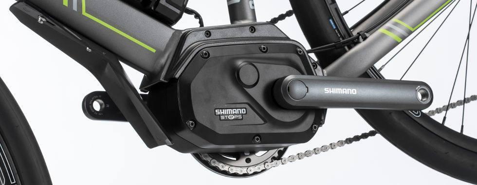 E-bike Bianchi Manhattan - Noleggio Bici Riccione