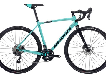 Renting out with online payment: Gravel Bianchi All Road - Noleggio Bici Riccione
