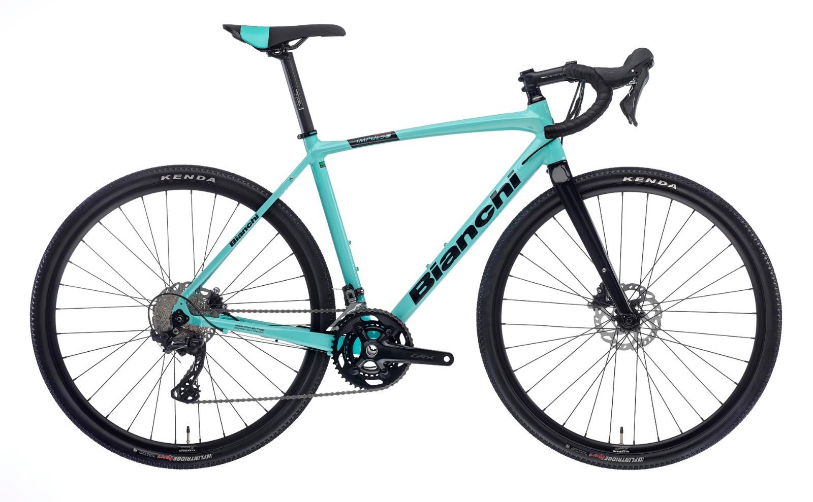 Gravel Bianchi All Road - Noleggio Bici Riccione