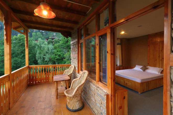 Renting out: Himalayan Brothers Adventure HOMESTAY NEAR NAGGAR CASTLE , KULLU