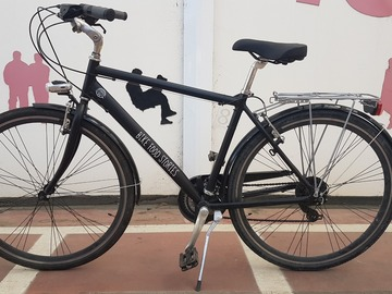 Affitto con pagamento online: City Bike Uomo - Noleggio Bici Parma