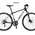 Affitto con pagamento online: SCOTT HYBRID BIKE - Noleggio touring bike Castellina in Chianti