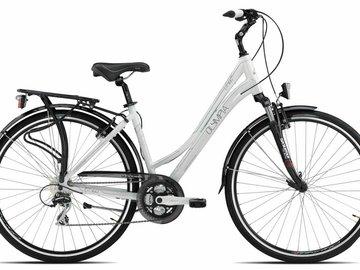 Affitto con pagamento online: OLYMPIA CITYGO Donna - Noleggio city bike donna Salionze