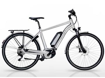 Affitto con pagamento online: Trekking eBike Sport S004 Silberpfeil - Noleggio Bici Milazzo
