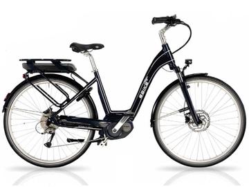 Affitto con pagamento online: eCityBike Integra Chelsea C005(taglia 44) - Noleggio Bici Milazzo