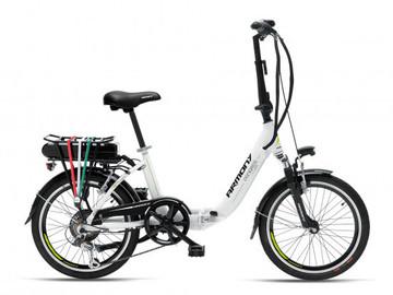 """Affitto con pagamento online: eCity Bike pieghevole Panarea Armony 20"""" - Noleggio Bici Milazzo"""