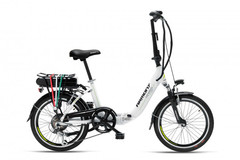 "eCity Bike pieghevole Panarea Armony 20"" - Noleggio Bici Milazzo"