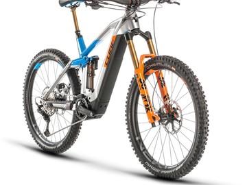 Affitto con pagamento online: E-Mtb Stereo Hybrid 160 Actionteam 625 - Noleggio Bici Canazei