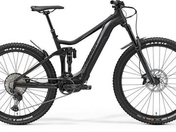E-Mtb Merida E-One 160 Limited Edition - Noleggio Bici Canazei