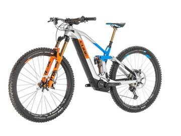 Affitto con pagamento online: E-Mtb Stereo Hybrid 140 HPCActionteam 625 - Noleggio Bici Canazei