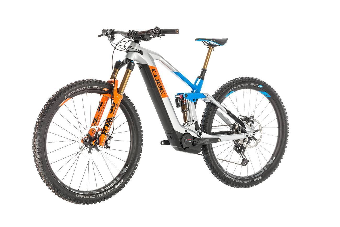 E-Mtb Stereo Hybrid 140 HPCActionteam 625 - Noleggio Bici Canazei