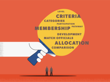 Consultation: ITTF MA Categorization