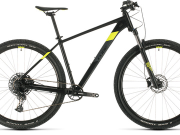 Renting out with online payment: CUBE ANALOG 27.5'' e 29'' - Noleggio mtb Canazei, Trento