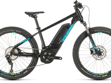 Renting out with online payment: CUBE ACID 240HYBRID Bambino-Noleggio emtb bambino Canazei, Trento