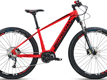 Renting out with online payment: BOTTECCHIA BE32 EVO START - Noleggio emtb Asti
