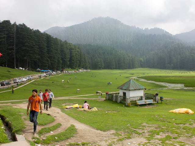 Lovely Dalhousie & Dharamshala from Chandigarh Share ~ Sightseein
