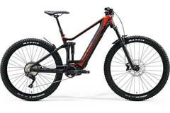 Affitto con pagamento online: E-Mtb Merida E-One Forty 4000 - Noleggio Bici Canazei