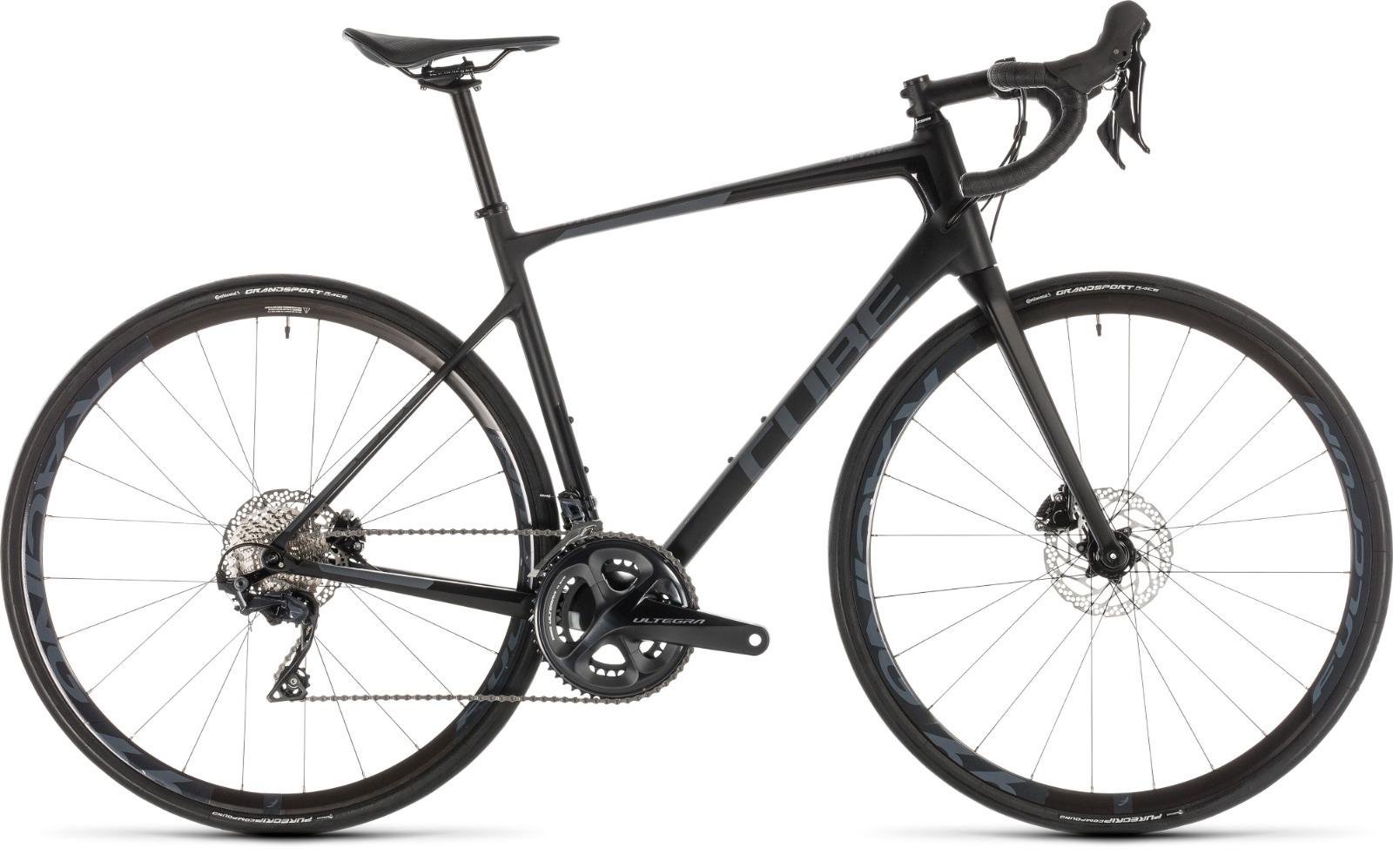 Bici da Corsa Attain GTC SL Disc Carbon - Noleggio Bici Canazei