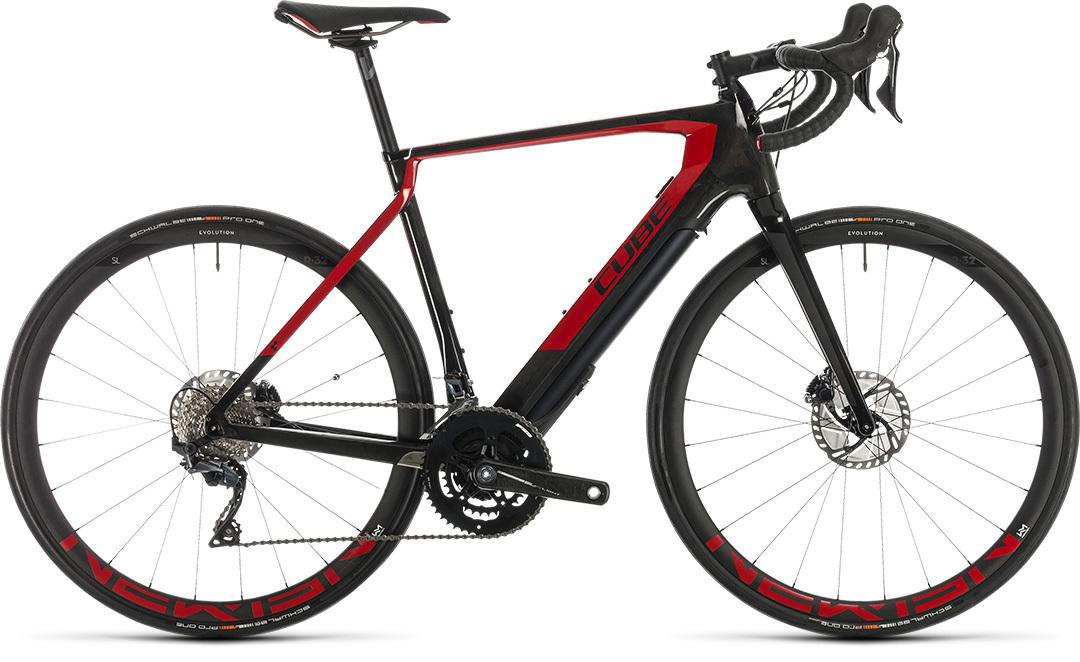 CUBE AGREE HYBRID C62 SL-Noleggio bici da corsa elettrica Canazei